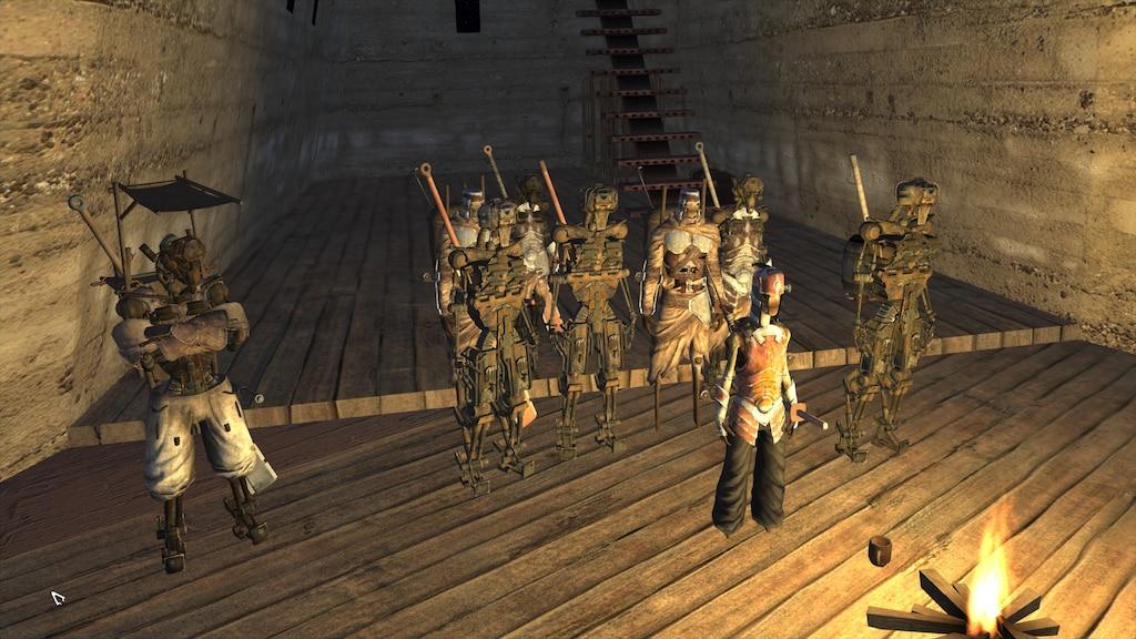 Steam Community :: Screenshot :: New skeleton recruits, 4