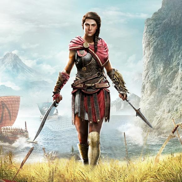 Steam Workshop Kassandra Assassin S Creed Odyssey