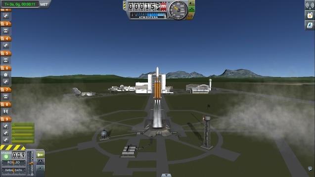 Steam Workshop :: Mun Heavy - Crew Pressurized Rover
