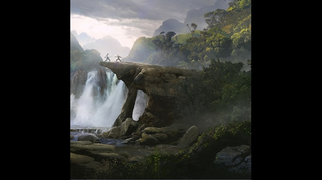 Steam Workshop :: Duel in the Jungle by Guillem H