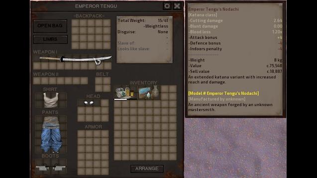Steam Workshop :: Fancy Tengu the Emperor