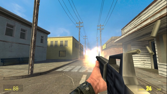 Steam Workshop :: GTA III M16 SWEP