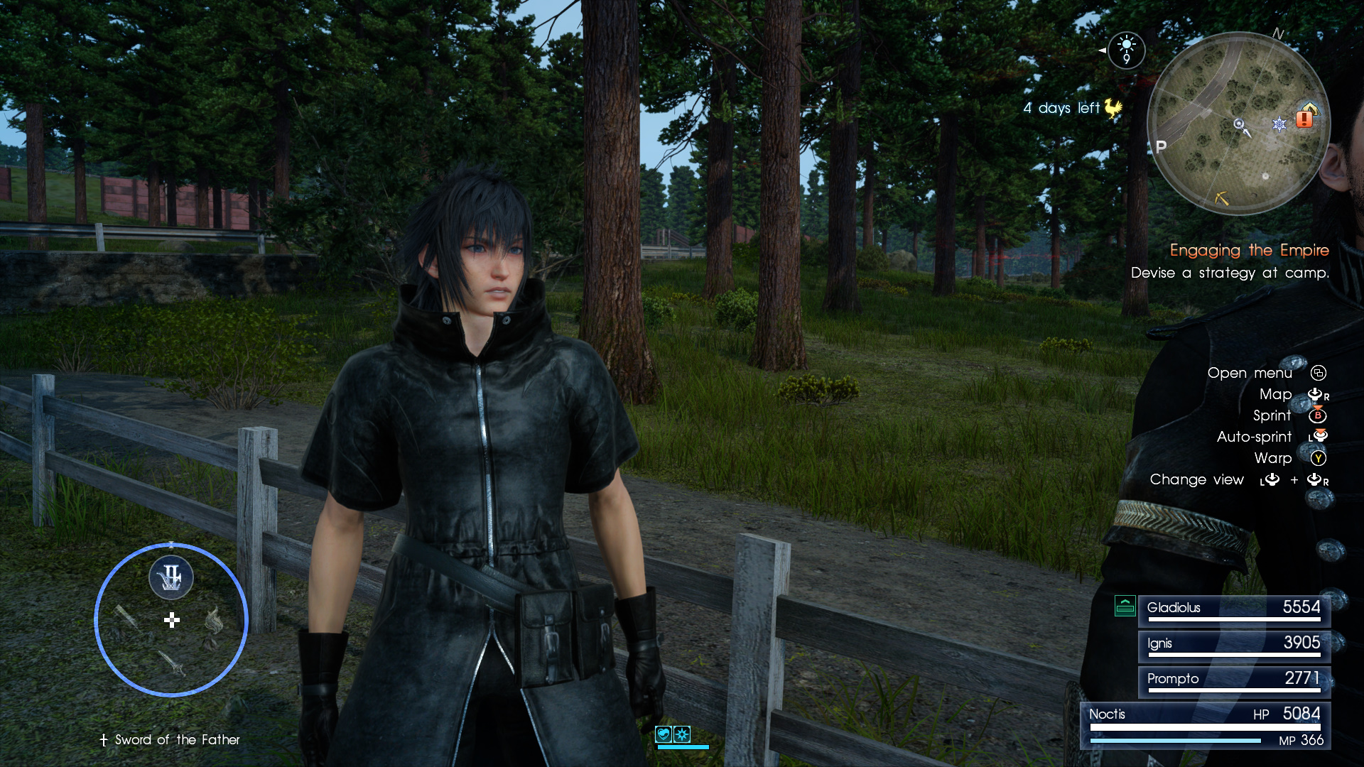 Final Fantasy XV - General News Thread | Mognet Central