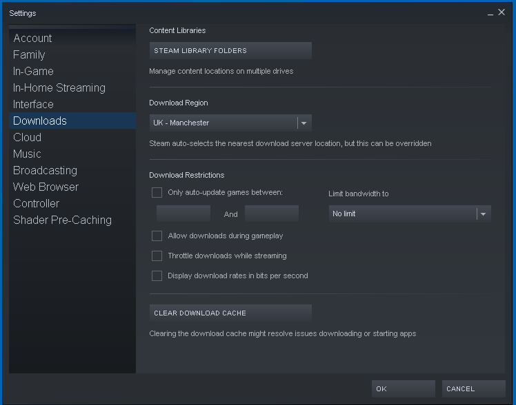 Steam Community :: Guide :: Checks ultimate and complete tweaks