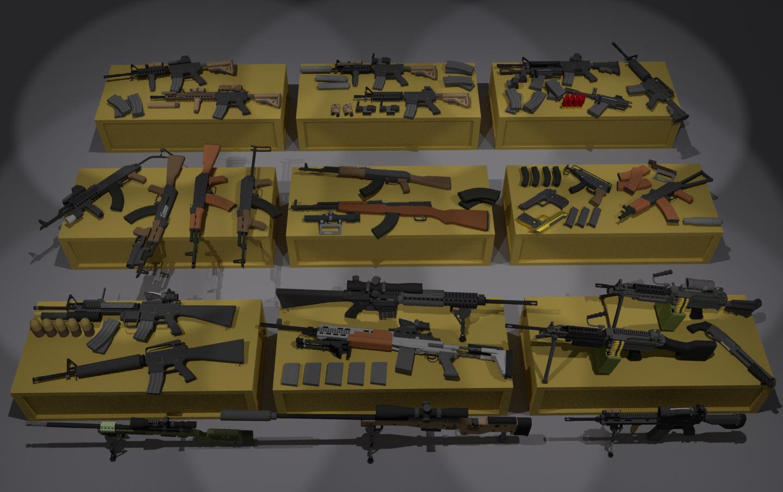 Steam Workshop :: War on Terror Collection