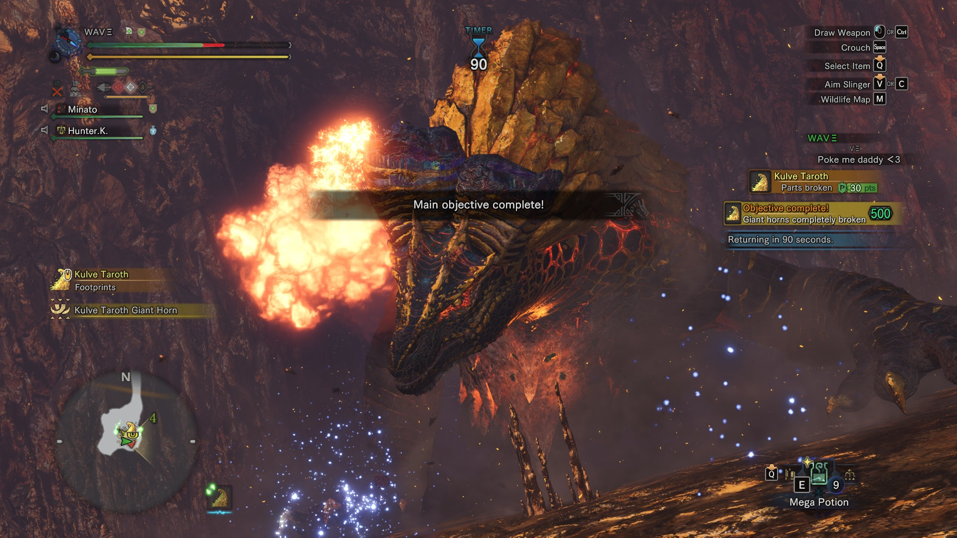 kulve taroth tips
