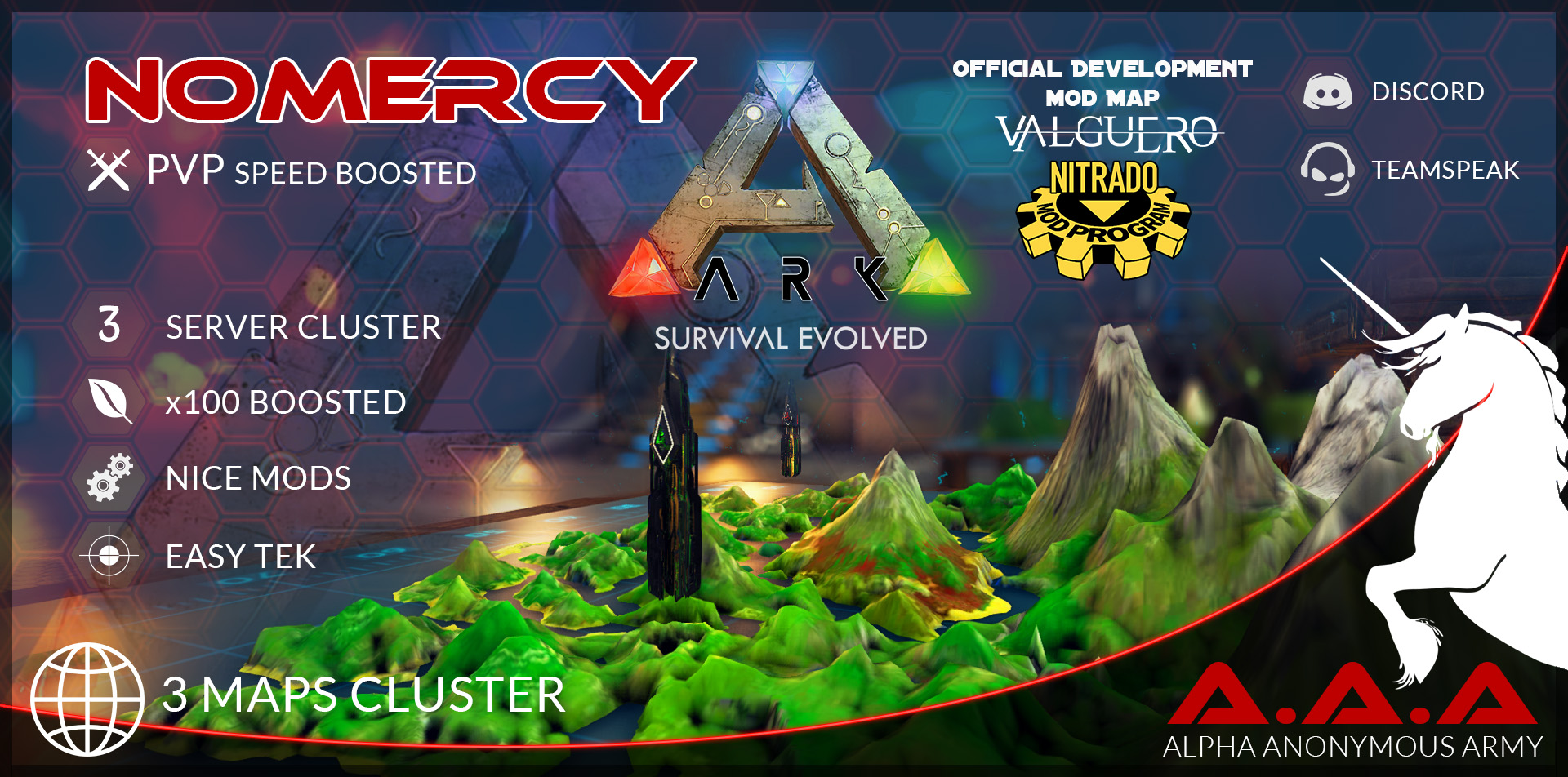Steam Workshop :: A A A NoMercy Speed PVP
