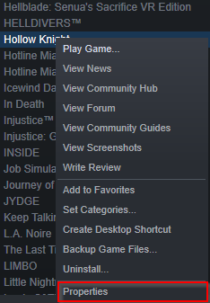 Steam Community :: Guide :: Hollow Knight 21:9 easy fix