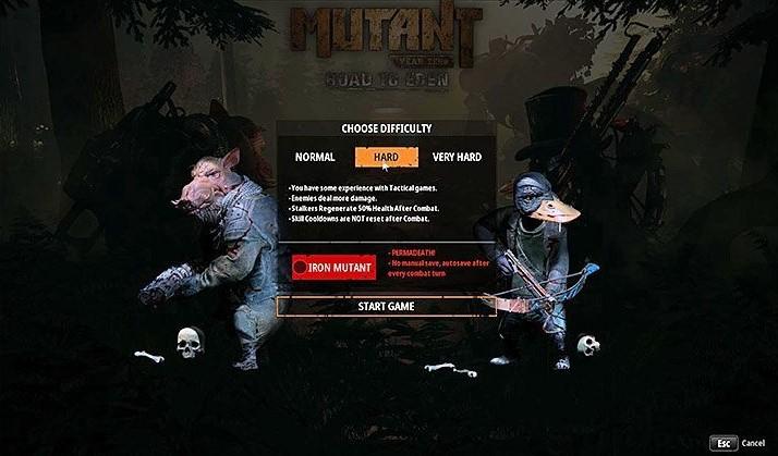 Mutant Year Zero гайд для новичков