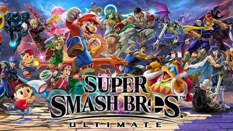 Steam Workshop :: Super Smash Bros Ultimate - Characters