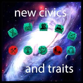 Steam Workshop :: New Civics and Traits Mod for 2 3 *