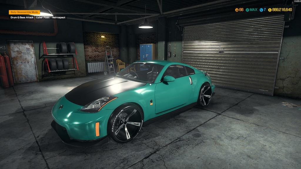 Steam Community :: Screenshot :: Nissan 350Z