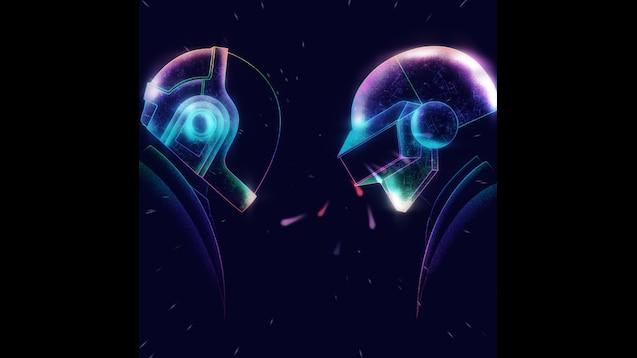 Steam Workshop :: Daft Punk- Harder, Better, Faster, Stronger