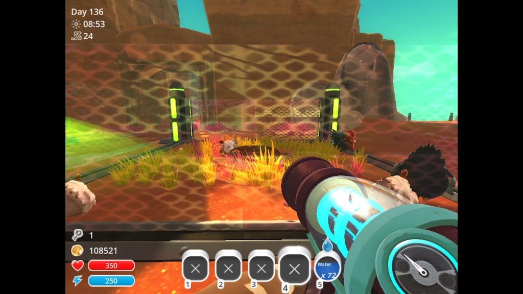 Slime Rancher Co Op — Available Space Miami