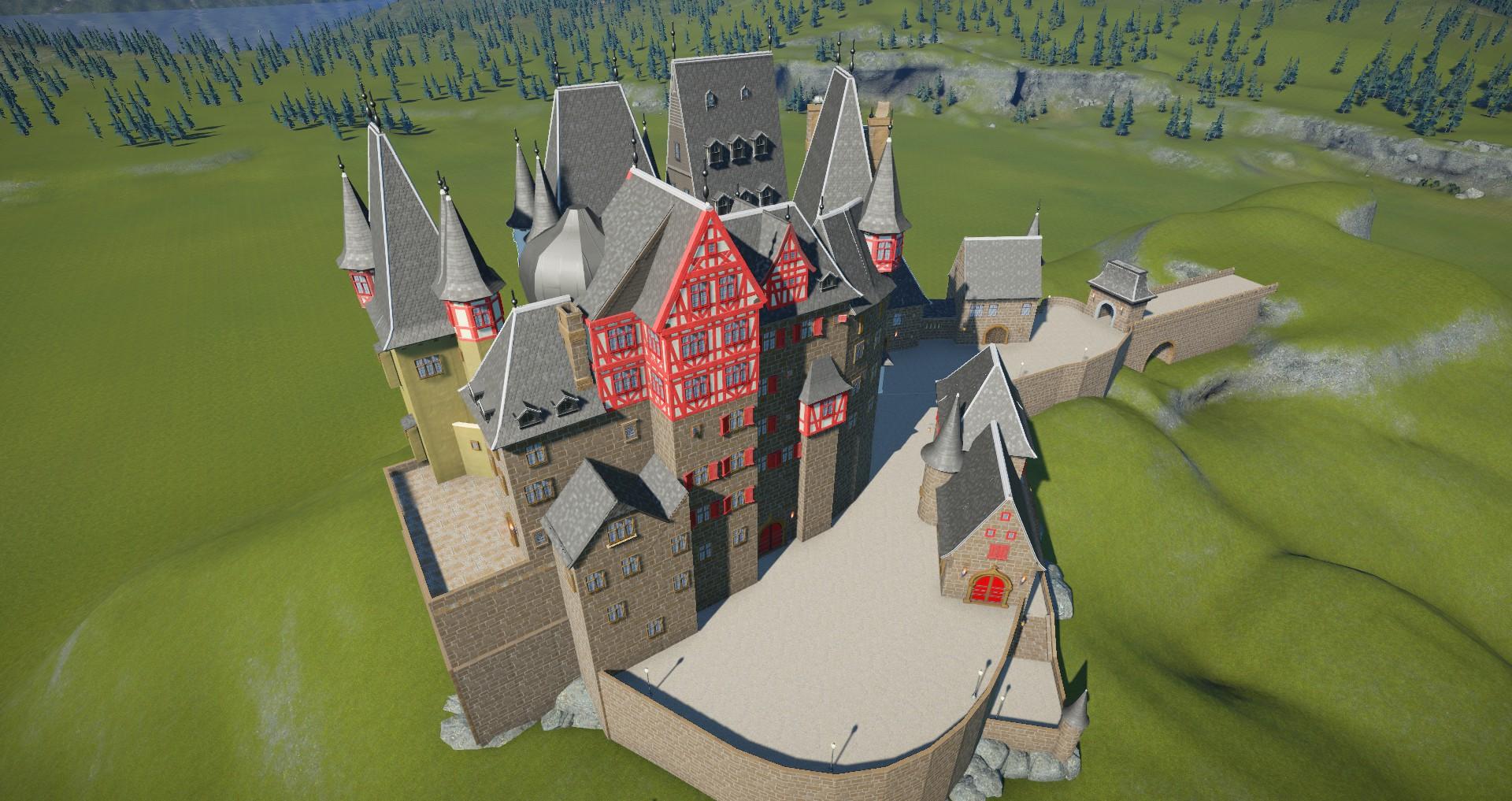 Steam Workshop Burg Eltz Castle Eltz Germany