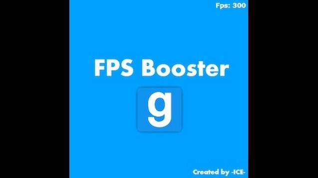 Steam Workshop :: [FR]FPS Booster