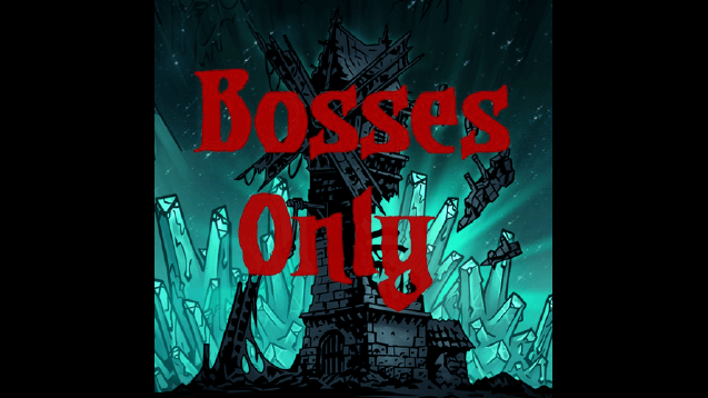 Bosses Only Endless Quest Skymods