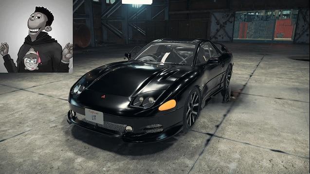 Steam Workshop :: Mitsubishi GTO