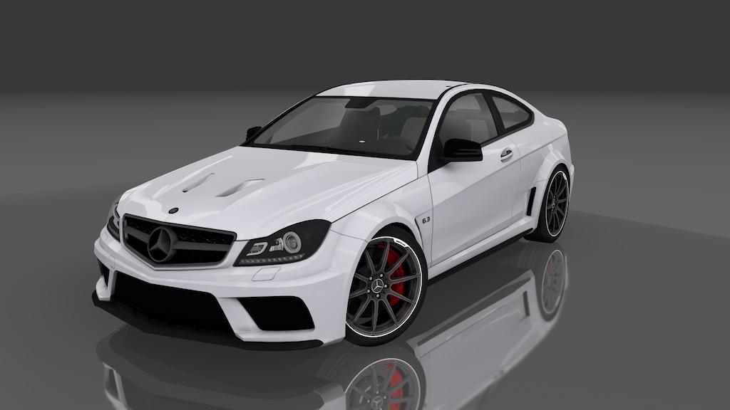 C63 Amg Black Series >> Steam Community Mercedes C63 Amg Black Series 8k