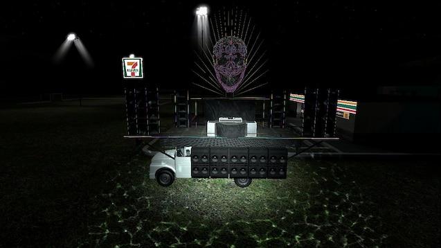 Steam Workshop :: [Simfphys] GTA V Festival Bus (With VRADIO Station!)