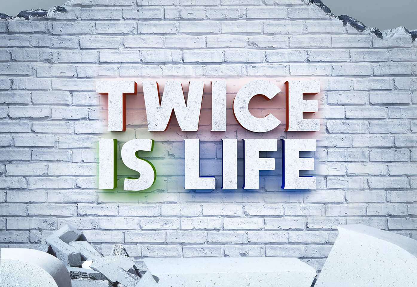 Image result for twice is better