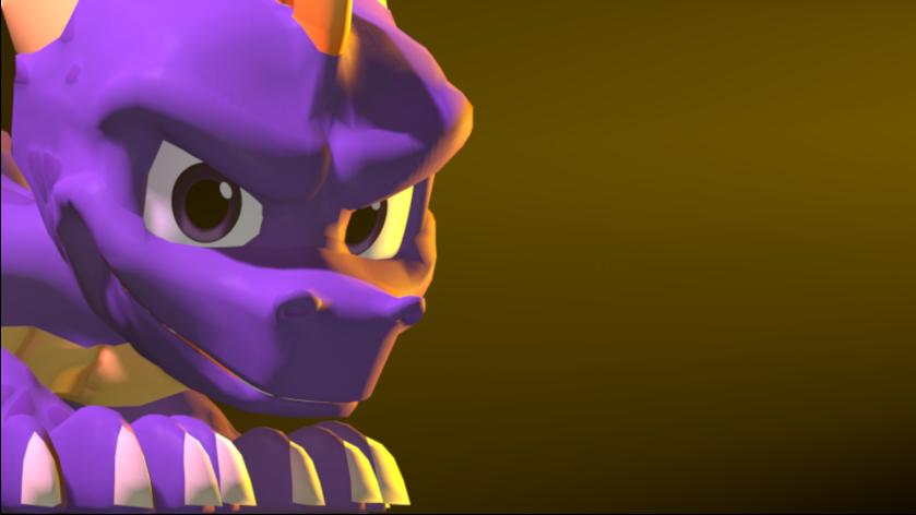 Steam Workshop :: Spyro Reignited Trilogy Style