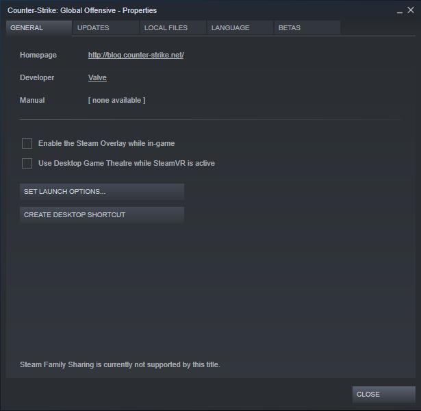 Steam Community :: Guide :: CS:GO optimization guide for