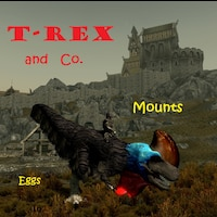 T-Rex and Co. Mounts and Armies 2.5画像