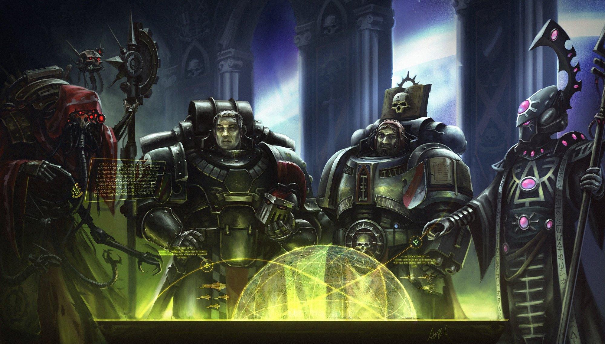 Steam Workshop :: [MVG] #5 Warhammer 40k Addons