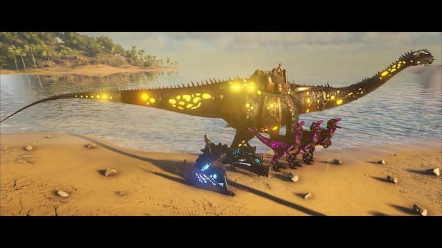 Steam Workshop :: Dino Hybrids & more!