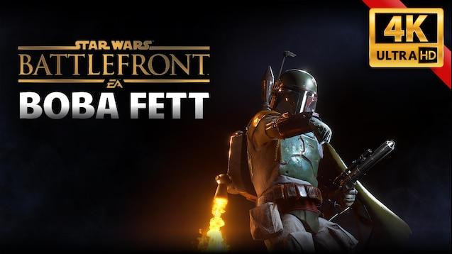 Steam Workshop Star Wars Battlefront Ii Boba Fett 4k
