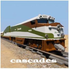 Steam Workshop :: Amtrak Cascades