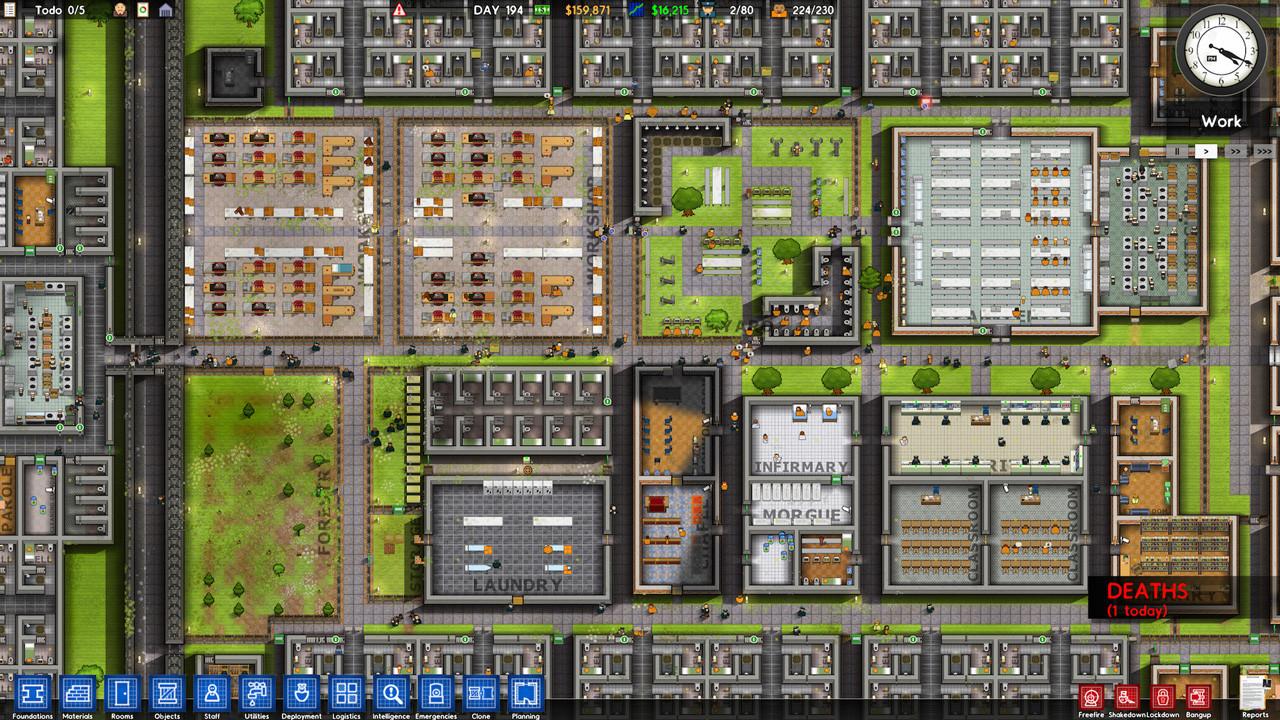 Steam Workshop Prison Architect Mods