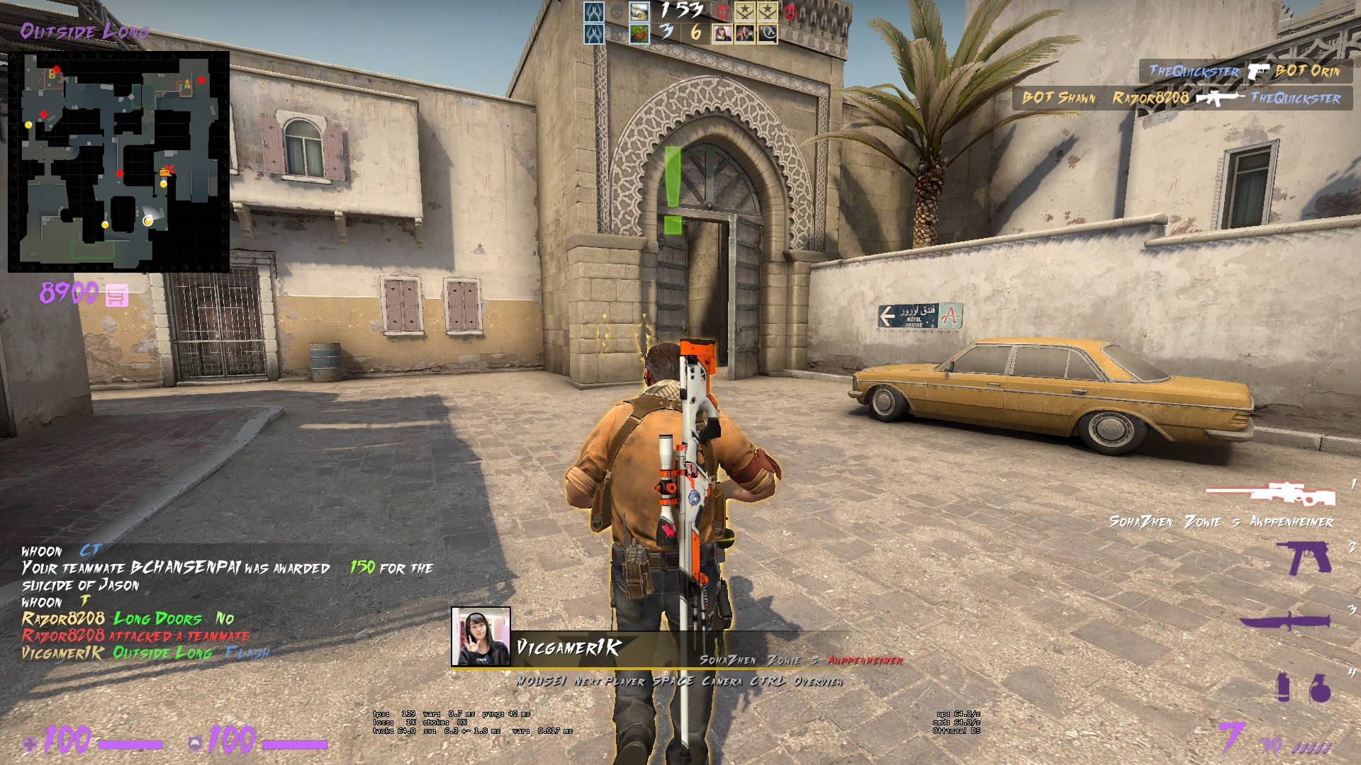 Steam Community :: Guide :: How to get custom fonts in CSGO