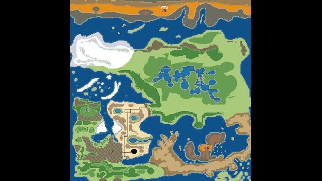 Steam Workshop Big World Map By Yuanxo 256 X 256