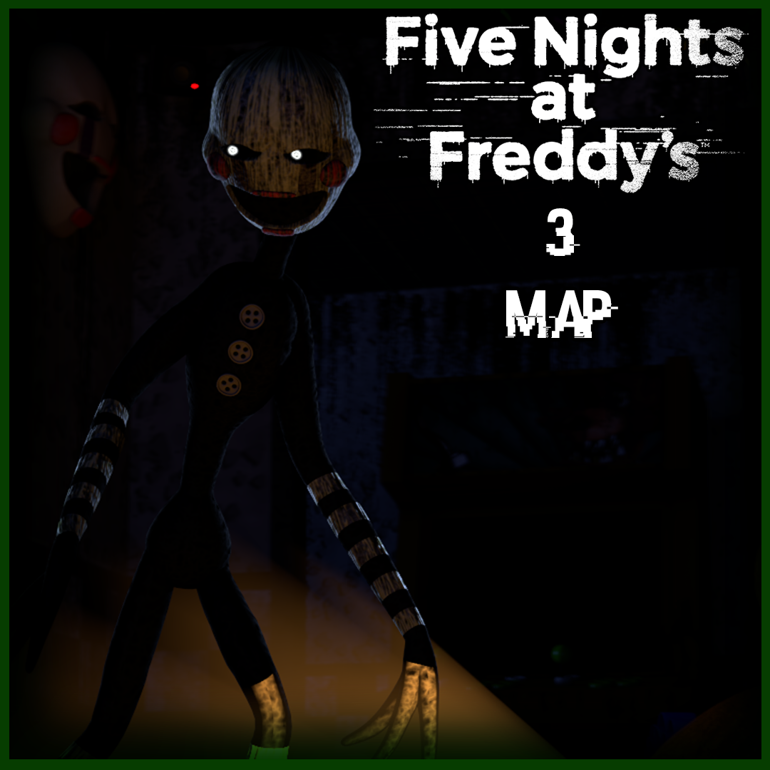 Steam Workshop :: [FNaF] Five Nights at Freddy's 3 Map