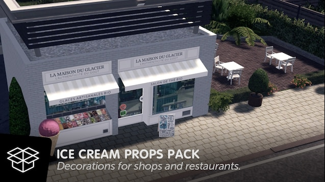 Steam Workshop Ice Cream Props Pack