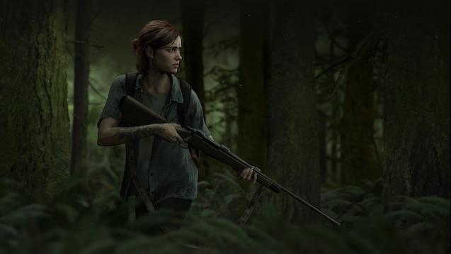 Steam Workshop :: The Last of Us Part II - Ellie (Outbreak)