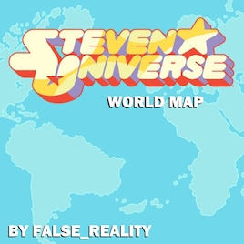 Steam Workshop Steven Universe World Map