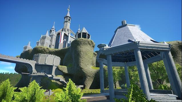 Steam Workshop Hyrule Kingdom Beta The Legend Of Zelda Breath Of The Wild