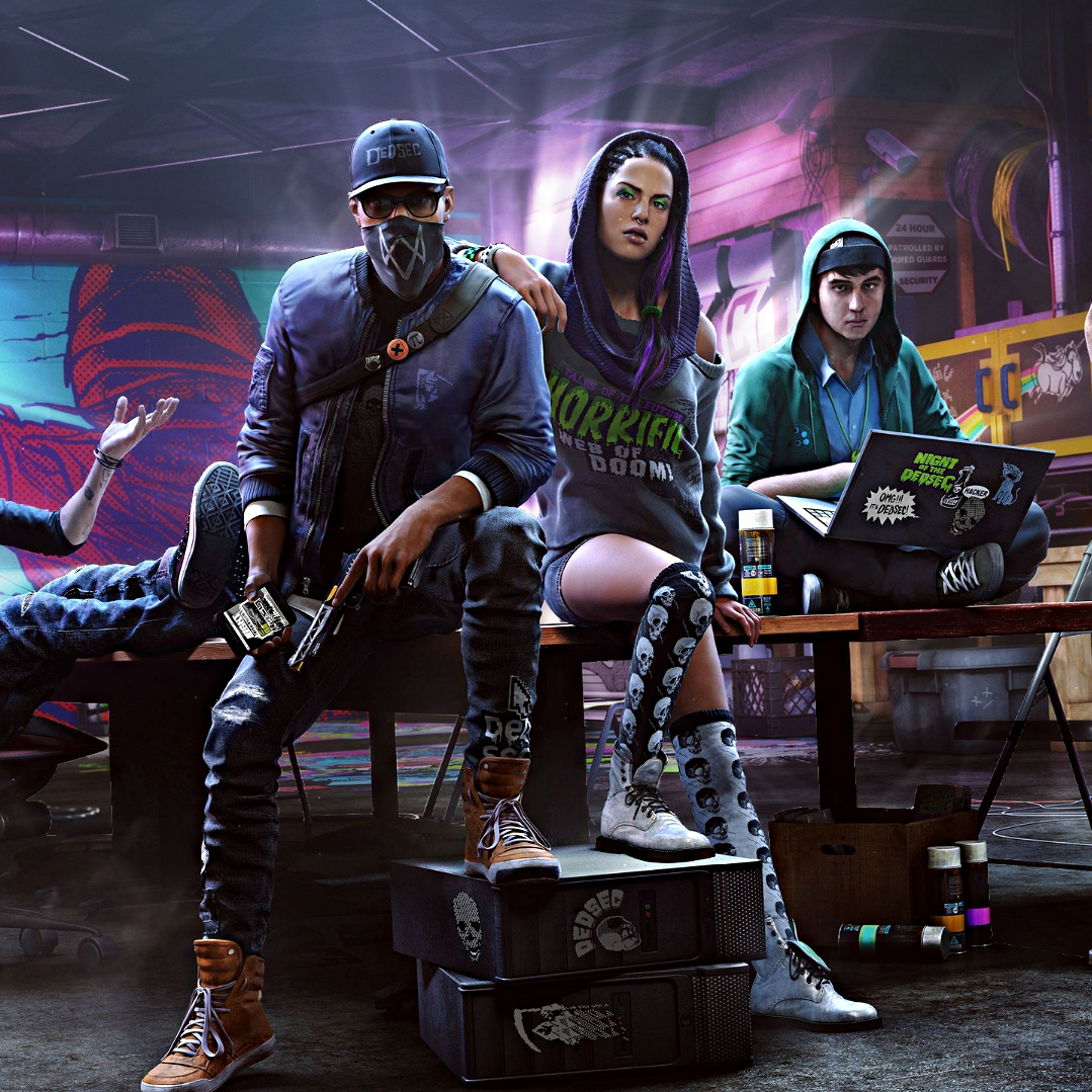 Steam Workshop Watch Dogs 2 Audio Responsive Live Wallpaper By