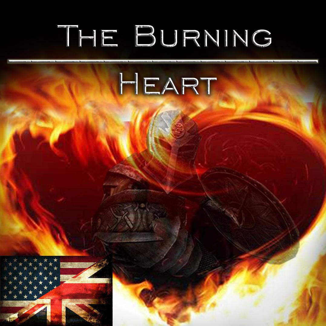 The Burning Heart EN画像