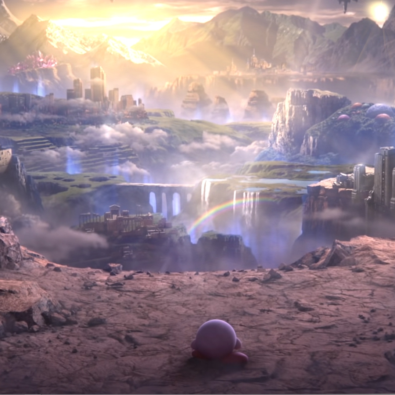 Steam Workshop Super Smash Bros Ultimate World Of Light