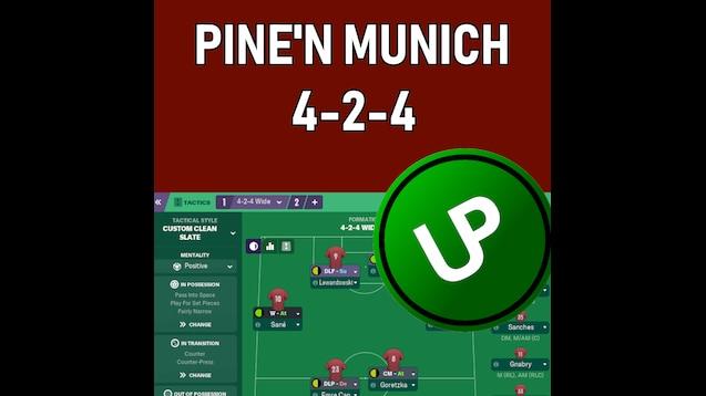 Steam Workshop :: Pine's 4-2-4 from Pine'N Munich