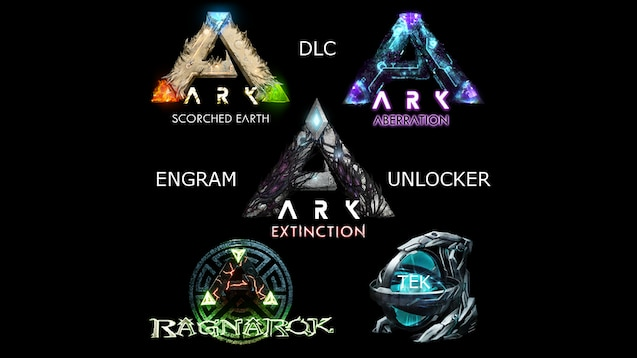 Steam Workshop :: DLC & TEK Engram Unlocker