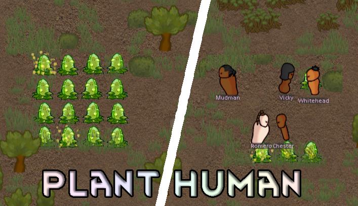 Plant Human
