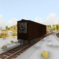 Roblox Troublesome Trucks Face Steam Workshop Thomas And Friends Characters