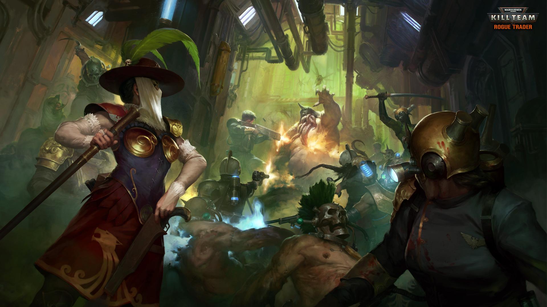 Steam Workshop :: Unbound Gaming Warhammer 40,000 Rogue Trader