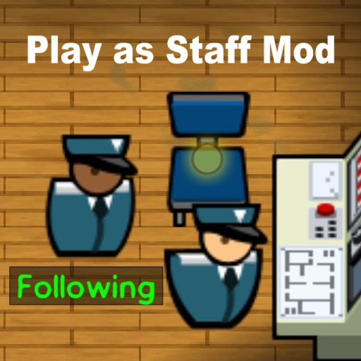Play as Staff Mod