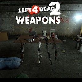 Steam Workshop :: Left 4 Dead 2 Weapons/Entities